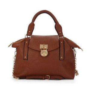 Michael Kors Hamilton Slouchy Satchel Medium Bag